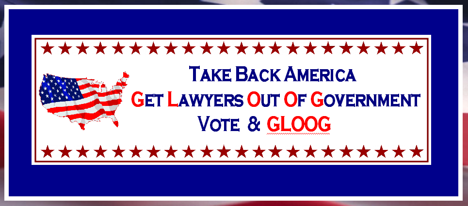 Keep Voting For Lawyers – Suckers….
