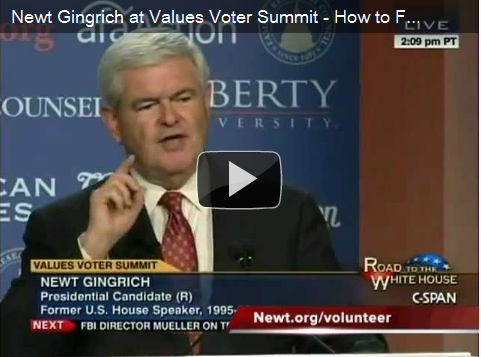 Newt – Part 2 – America's Cancer is Finally Exposed!