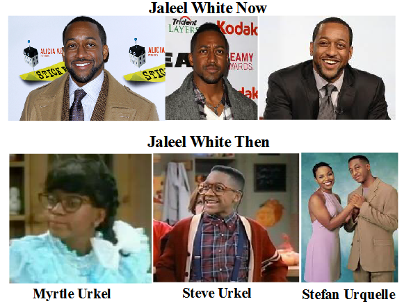 jaleel white then and now - photo #23