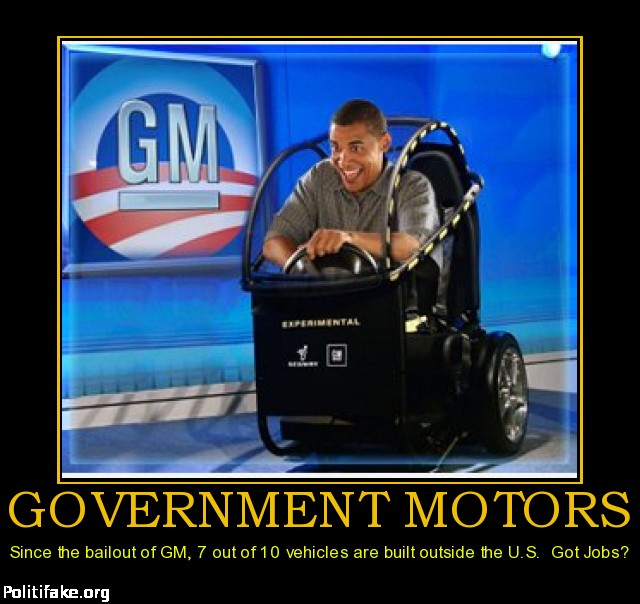 the us government bails out ailing car companies To keep this behavior going, the government must make it possible for consumers to take on more debt but, in so doing, these policies have left us with an ailing economy in need of deep and .