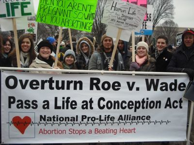 Sign The Life at Conception Act Petition