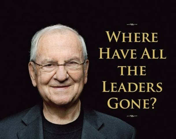 'Where Have All The Leaders Gone?'