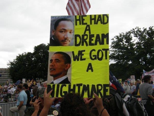 MLK-Obama