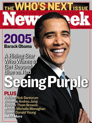Finally matt patterson and newsweek speak out about obama