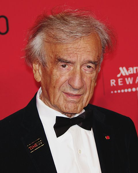 elie wisel Elie wiesel's literary work prompted one reviewer to recall isaac bashevis singer's definition of jews as a people who can't sleep themselves and let nobody else.