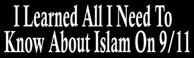 Islam - 9-11