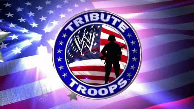 Veterans Day & The WWE