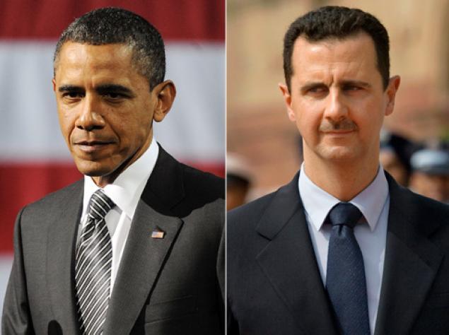 Assad-Obama2