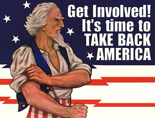 3 Ways To Take Back Our Country