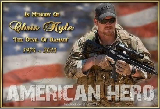 Chris Kyle – All American