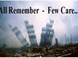 September 11, 2001 – Who Cares….
