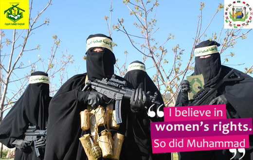 Islam-Female Terrorists