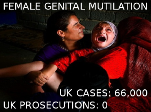 Islam Mutilation - UK