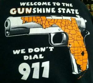 Florida Gun Logo