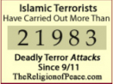 Islamic Terror Hits Record High