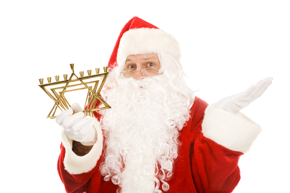 Most Jews Wish You a Merry Christmas - Houraney.com