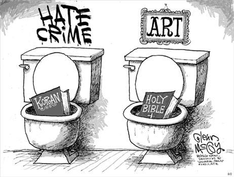 Muslim Hypocracy
