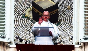 Pope Francis-Muslims