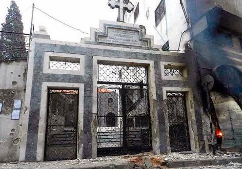 syria church