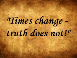 times-change