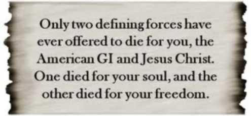 Military - Jesus
