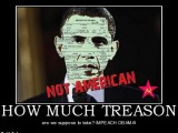 Obama Guilty of Treason – Again…