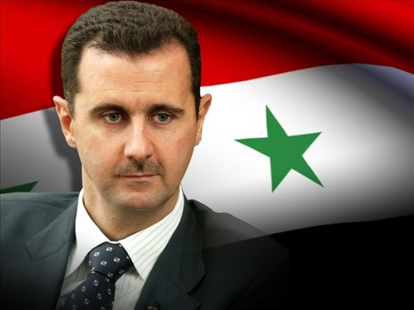 Assad-Flag