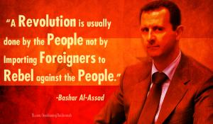 Assad Quote