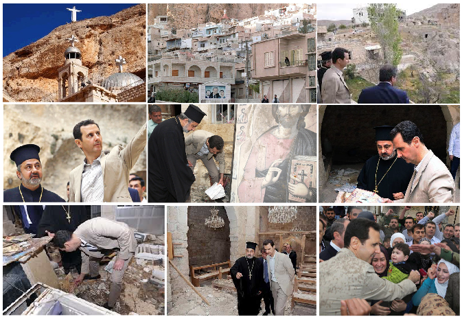 Assad_Christian_Village