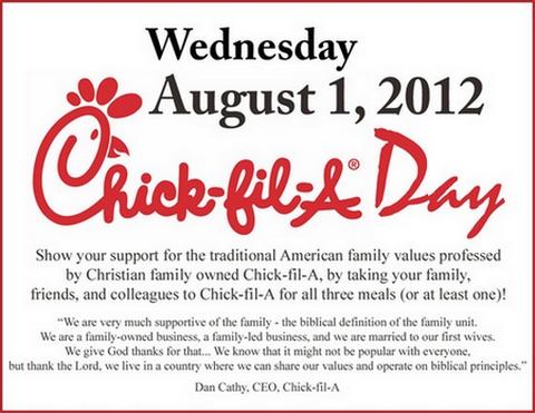 ChickfilaDay