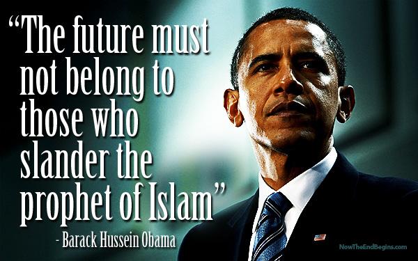 Obama Islam future