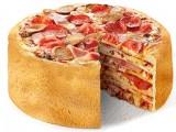 Pizza Cake?