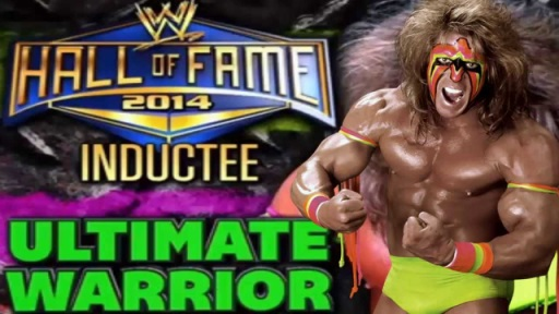 Ultimate Warrior Running To The Ring