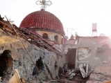 Christian Desecration in Syria