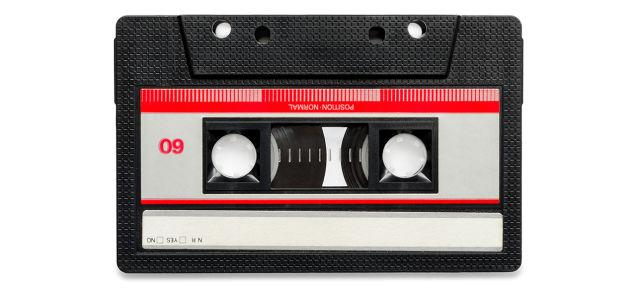 Sony Cassette Storage