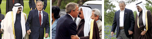 Bush-Saudi