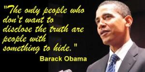 Obama Liess