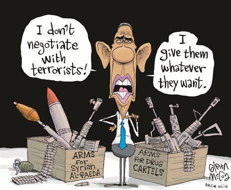 Obama Negotiates