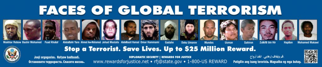 Faces of Global Terrorism